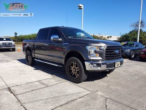 2016 Ford F-150 for sale at GATOR'S IMPORT SUPERSTORE in Melbourne FL