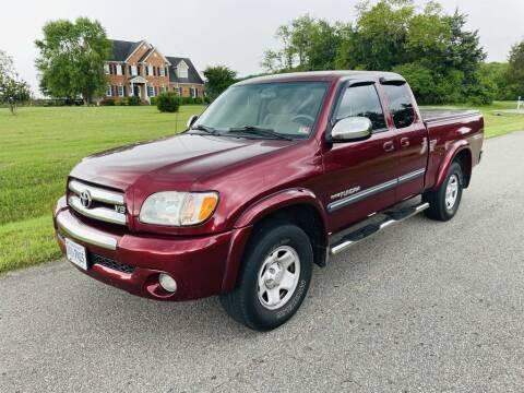 2004 Toyota Tundra for sale at H&C Auto in Oilville VA