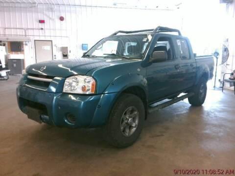2003 Nissan Frontier for sale at Kansas Car Finder in Valley Falls KS