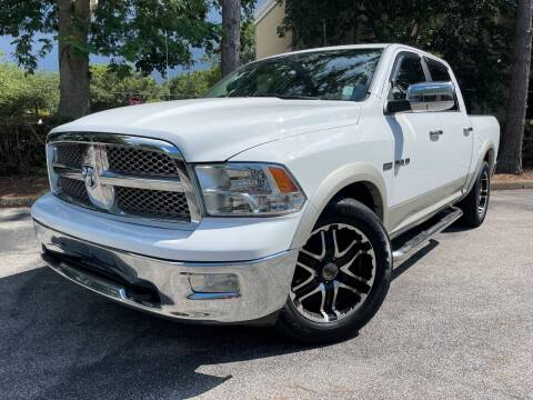 2010 Dodge Ram Pickup 1500 for sale at CARPORT SALES AND  LEASING in Oviedo FL