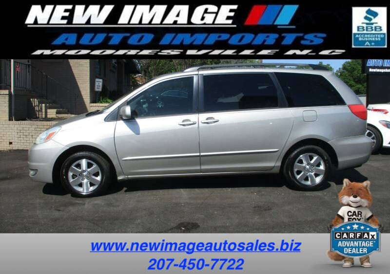 2005 Toyota Sienna for sale at New Image Auto Imports Inc in Mooresville NC