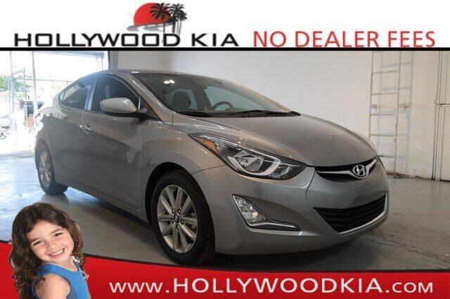 2014 Hyundai Elantra for sale at JumboAutoGroup.com in Hollywood FL