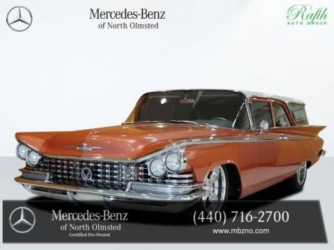 1959 Buick Invicta for sale at Mercedes-Benz of North Olmsted in North Olmstead OH