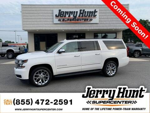 2018 Chevrolet Suburban for sale at Jerry Hunt Supercenter in Lexington NC