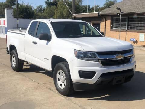 2015 Chevrolet Colorado for sale at Safeen Motors in Garland TX