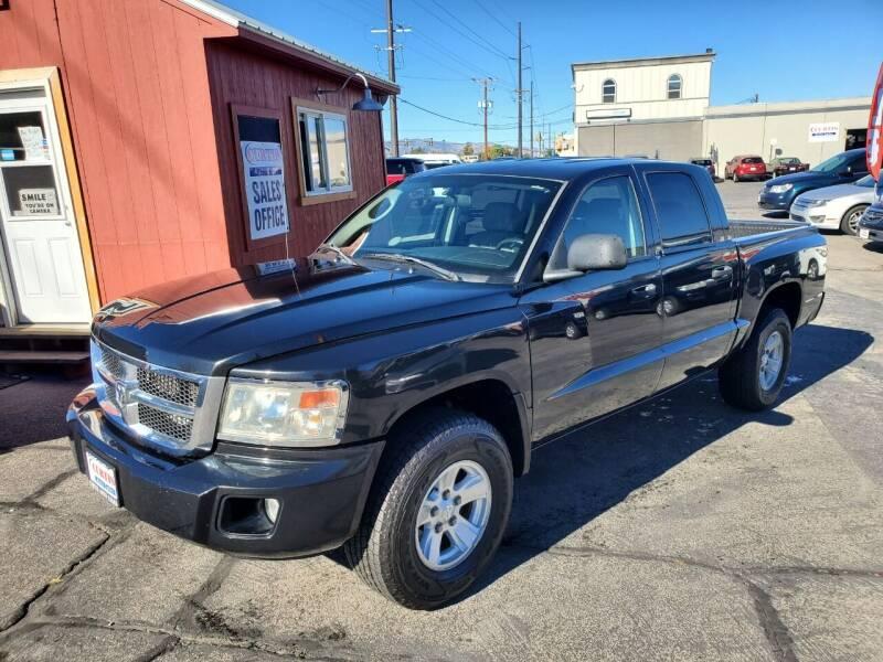 2008 Dodge Dakota for sale at Curtis Auto Sales LLC in Orem UT