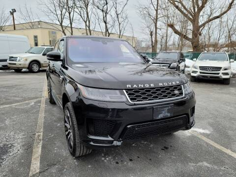 2018 Land Rover Range Rover Sport for sale at AW Auto & Truck Wholesalers  Inc. in Hasbrouck Heights NJ