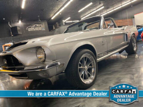 1968 Shelby GT500 for sale at RoseLux Motors LLC in Schnecksville PA