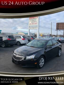 2015 Chevrolet Cruze for sale at US 24 Auto Group in Redford MI
