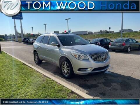 2014 Buick Enclave for sale at Tom Wood Honda in Anderson IN