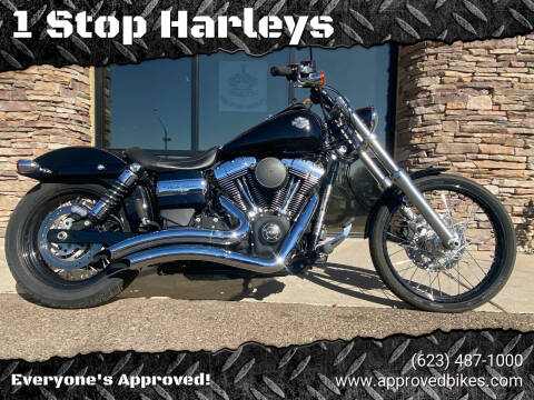 2014 Harley Davidson Dyna Wide Glide for sale at 1 Stop Harleys in Peoria AZ