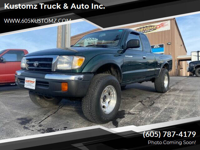 2000 Toyota Tacoma for sale at Kustomz Truck & Auto Inc. in Rapid City SD