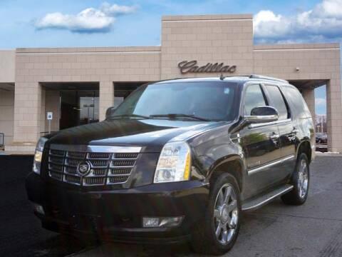 2007 Cadillac Escalade for sale at Suburban Chevrolet of Ann Arbor in Ann Arbor MI