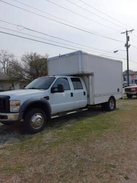 2008 Ford F-450 Super Duty for sale at Bates Auto & Truck Center in Zanesville OH