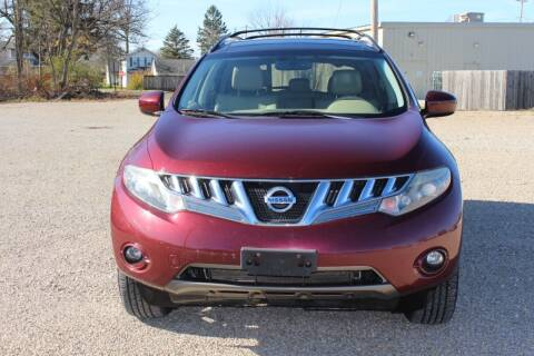 2010 Nissan Murano for sale at Bowman Auto Sales in Hebron OH