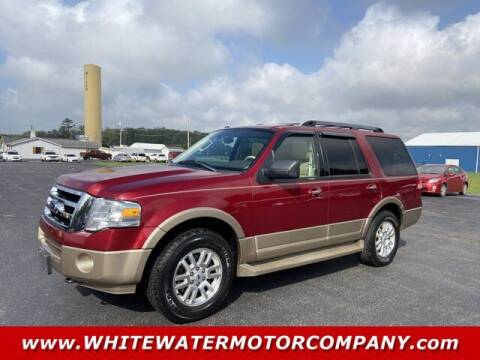 2014 Ford Expedition for sale at WHITEWATER MOTOR CO in Milan IN
