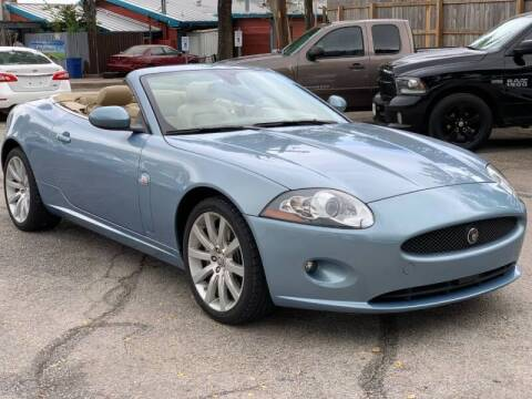 2008 Jaguar XK-Series for sale at AWESOME CARS LLC in Austin TX