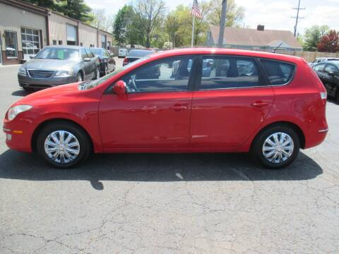 2009 Hyundai Elantra Touring for sale at Home Street Auto Sales in Mishawaka IN