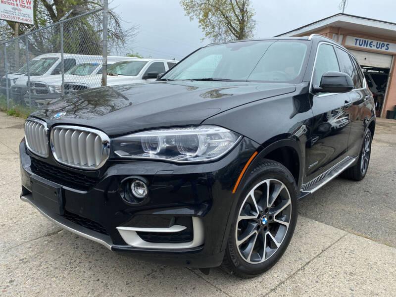 2016 BMW X5 for sale at Seaview Motors and Repair LLC in Bridgeport CT