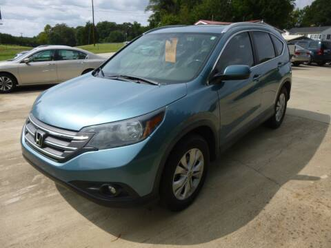 2014 Honda CR-V for sale at Ed Steibel Imports in Shelby NC