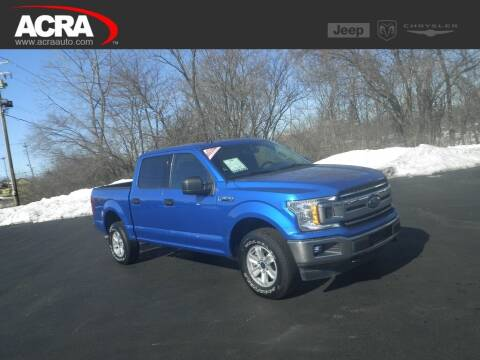 2020 Ford F-150 for sale at BuyRight Auto in Greensburg IN