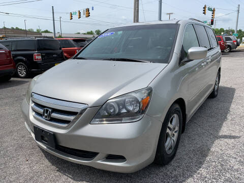 2006 Honda Odyssey for sale at Diana Rico LLC in Dalton GA