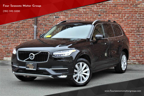 2016 Volvo XC90 for sale at Four Seasons Motor Group in Swampscott MA