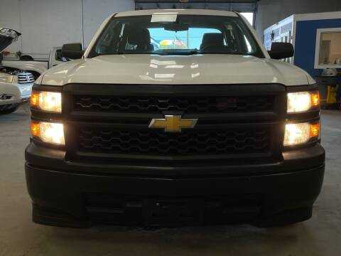 2015 Chevrolet Silverado 1500 for sale at Ricky Auto Sales in Houston TX