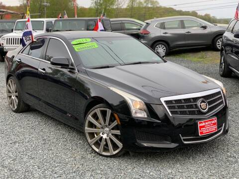 2014 Cadillac ATS for sale at A&M Auto Sales in Edgewood MD