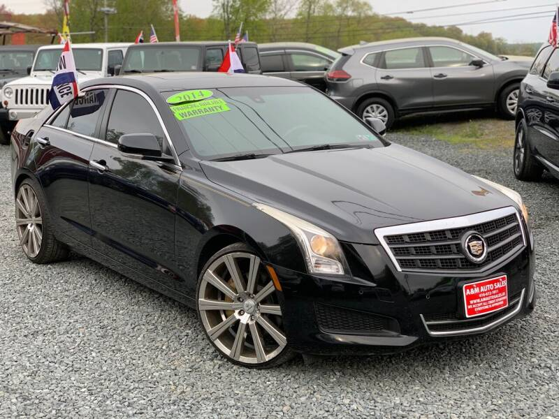 2014 Cadillac ATS for sale at A&M Auto Sale in Edgewood MD