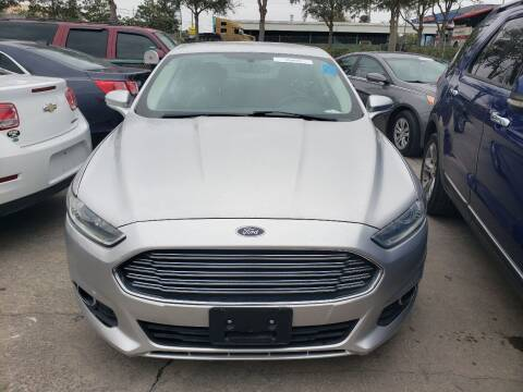 2013 Ford Fusion Energi for sale at Track One Auto Sales in Orlando FL