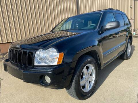 2007 Jeep Grand Cherokee for sale at Prime Auto Sales in Uniontown OH