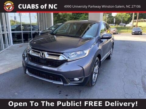 2019 Honda CR-V for sale at Credit Union Auto Buying Service in Winston Salem NC