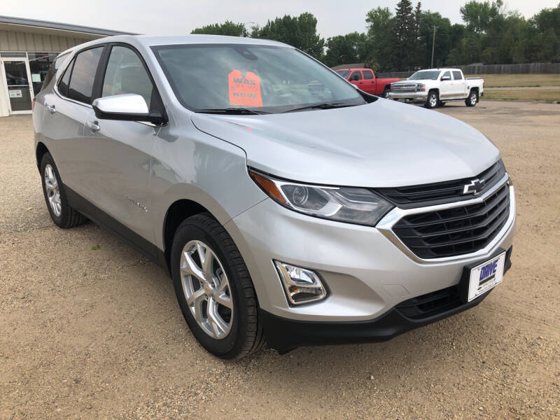 2021 Chevrolet Equinox for sale at Drive Chevrolet Buick Rugby in Rugby ND
