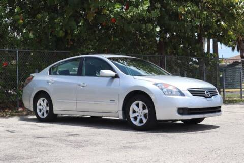 2008 Nissan Altima Hybrid for sale at No 1 Auto Sales in Hollywood FL