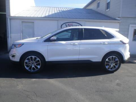 2018 Ford Edge for sale at VICTORY AUTO in Lewistown PA
