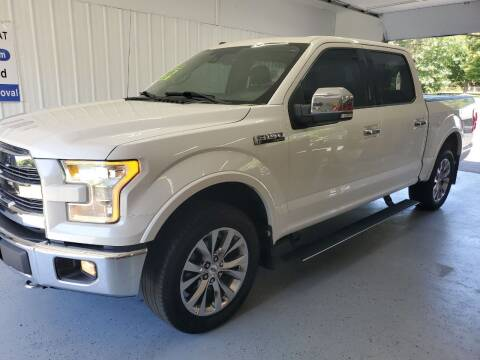 2016 Ford F-150 for sale at Bailey Family Auto Sales in Lincoln AR