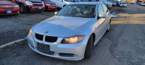 2006 BMW 3 Series for sale at Giordano Auto Sales in Hasbrouck Heights NJ
