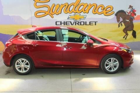 2017 Chevrolet Cruze for sale at Sundance Chevrolet in Grand Ledge MI