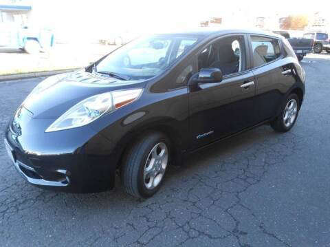 2013 Nissan LEAF for sale at Sutherlands Auto Center in Rohnert Park CA