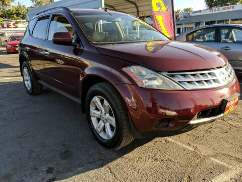 2007 Nissan Murano for sale at Best Deal Auto Sales in Stockton CA