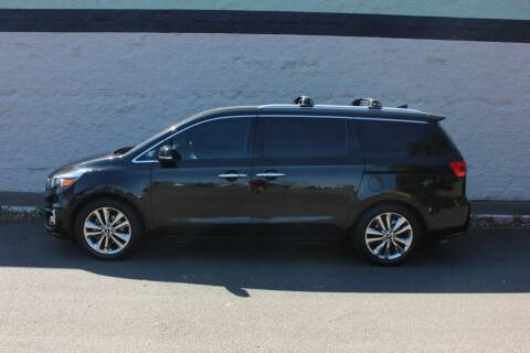 2015 Kia Sedona for sale at Al Hutchinson Auto Center in Corvallis OR