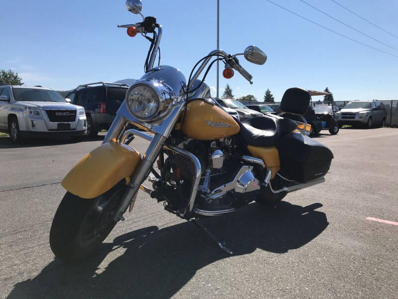 HarleyDavidson FLHRSX for sale at Atlas Automotive Sales in Hayden ID