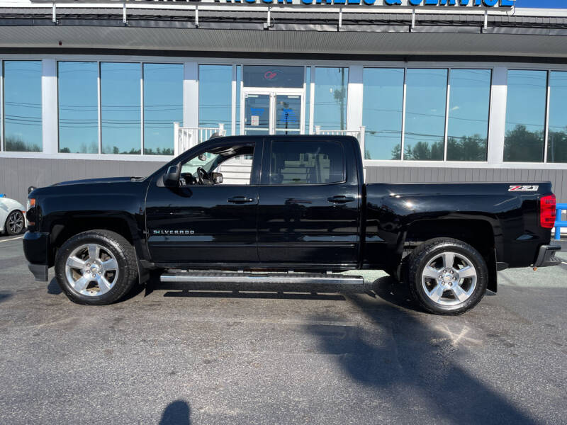 2016 Chevrolet Silverado 1500 for sale at Diesel World Truck Sales in Plaistow NH