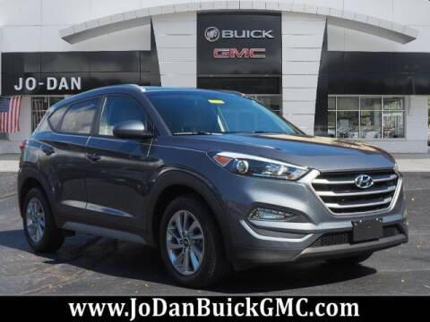 2018 Hyundai Tucson for sale at Jo-Dan Motors in Plains PA