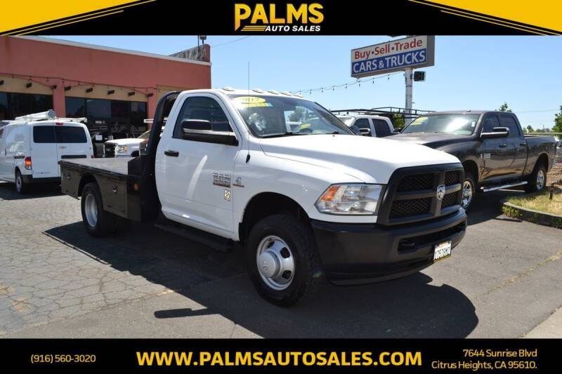 2017 RAM Ram Chassis 3500 for sale in Citrus Heights, CA