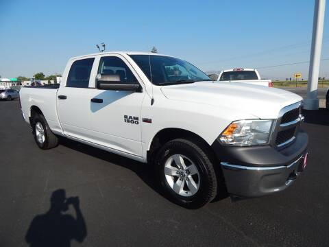 2018 RAM Ram Pickup 1500 for sale at West Motor Company - West Motor Ford in Preston ID