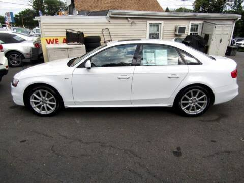 2015 Audi A4 for sale at American Auto Group Now in Maple Shade NJ