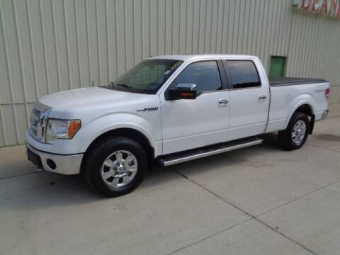 2010 Ford F-150 for sale at De Anda Auto Sales in Storm Lake IA