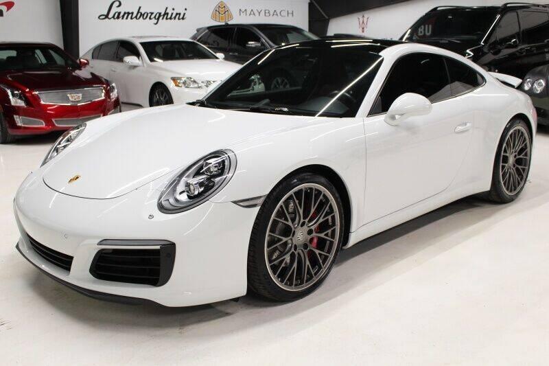 2017 Porsche 911 for sale at ESPI Motors in Houston TX